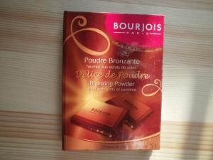 Bourjois Délice de Poudre Bronzing Powder