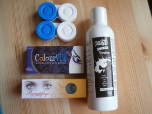 Beautifeye and Colourvue Contact Lens Review*