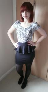 OOTD - Forever 21 Skirt