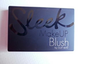 Sleek Blush Rose Gold