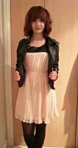 ootd vintage dress