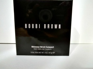 Bobbi Brown Shimmer Brick Review (Rose)*