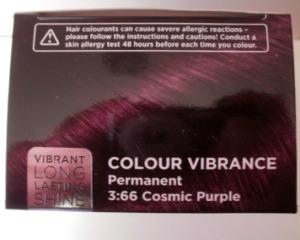 Cosmetic Purple