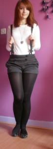 ootd - cute shorts