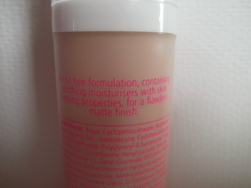 Barry M Flawless Matte Finish Foundation