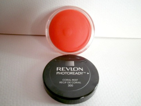 Revlon Cream Blush Coral Reef
